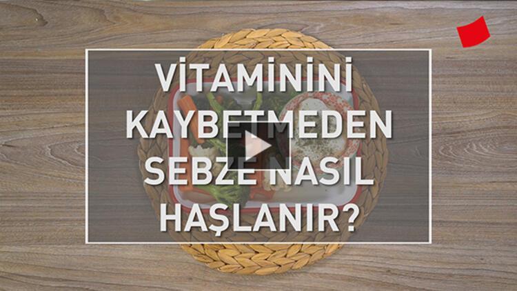 Vitaminini Kaybetmeden Sebze Nasıl Haşlanır?