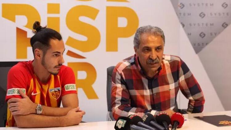 Yasir Subaşı Kayserispor'da