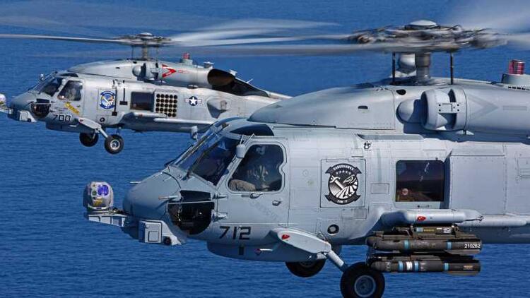 ABD'den Yunanistan'a 600 milyon dolarlık helikopter satışı