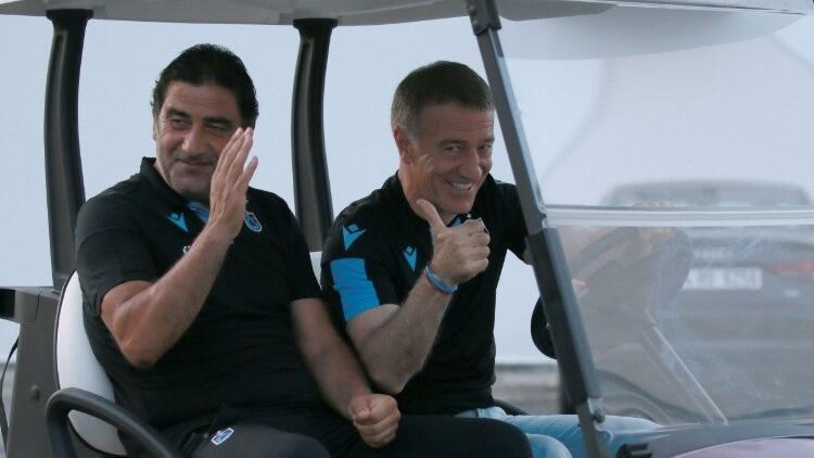 Trabzonspor'da antrenman taraftara açık olacak!