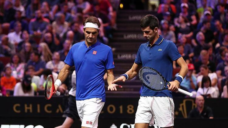 Djokovic Federer maçı için nefesler tutuldu! Maç saat kaçta, hangi kanalda?