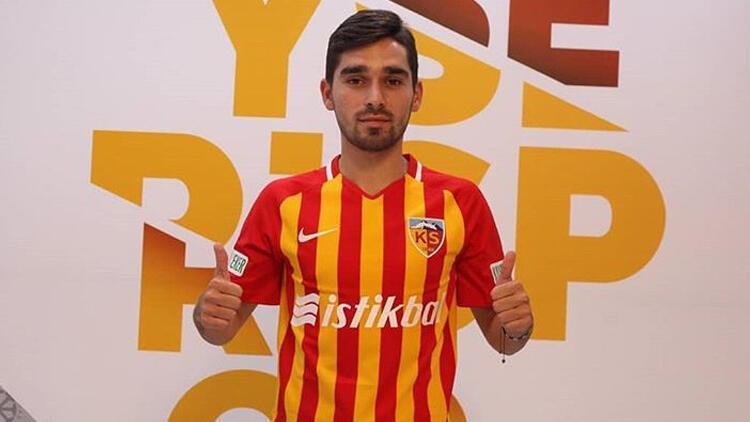 Galatasaray'dan Kayserispor'a transfer oldu