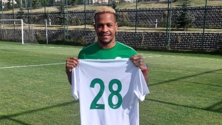 Giresunspor Del Valle'yi transfer etti