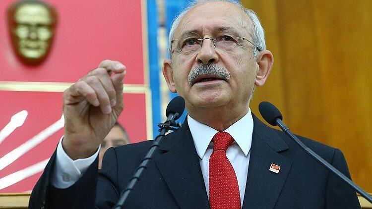 Kılıçdaroğlu'ndan AB'nin yaptırım kararına tepki