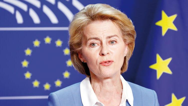 AB Komisyonu'nun yeni başkanı von der Leyen oldu