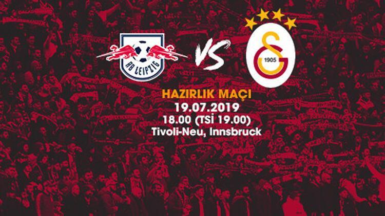 RP Leipzig Galatasaray maçı ne zaman, saat kaçta ve hangi kanalda?