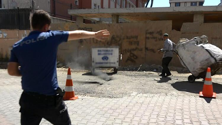 İstanbul'da korkutan görüntü! Nedeni belli oldu