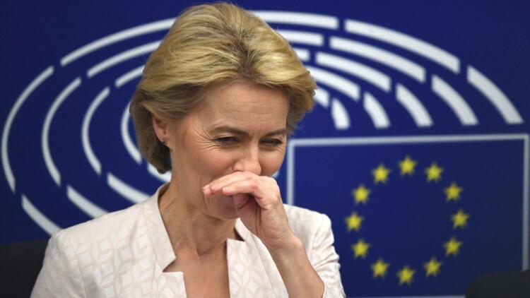 AB Komisyon Başkanı Ursula von der Leyen