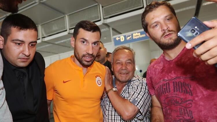 Galatasaray, Avusturya'nın Seefeld kasabasına ulaştı!