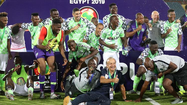 Nijerya, Afrika 3'üncüsü oldu