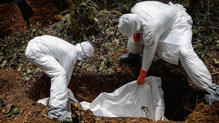 Kongo Demokratik Cumhuriyeti'nde Ebola'dan ölümler sürüyor: 2 bine dayandı