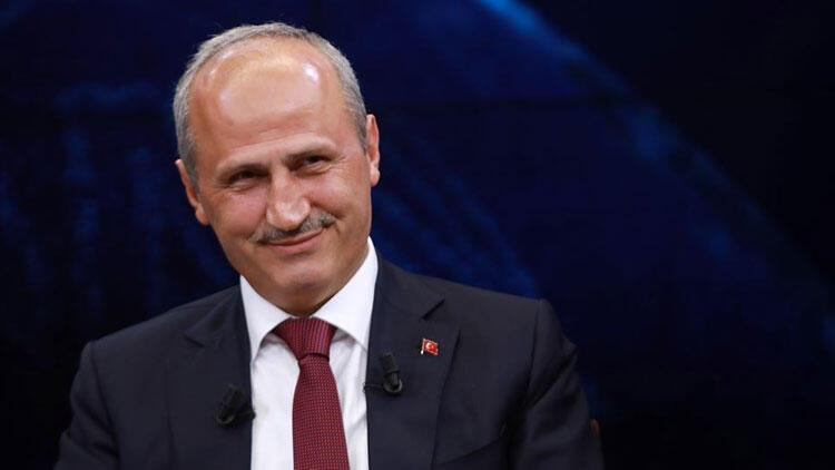 Bakan Turhan: Akdeniz'de hakkımızı yedirtmeyiz