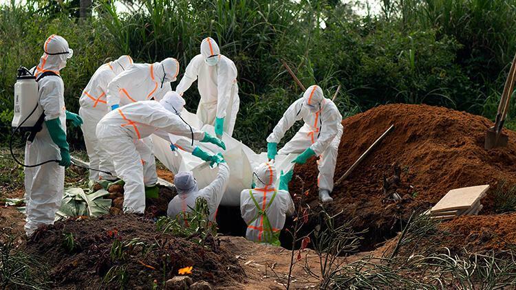 KDC'de Ebola'dan ölenlerin sayısı bin 705'e ulaştı