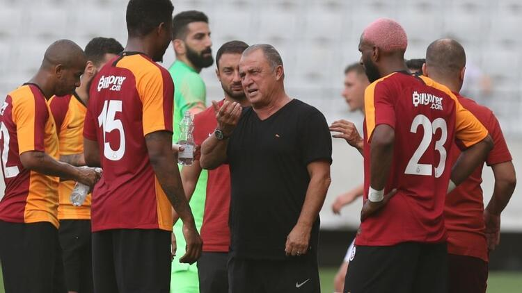 Galatasaray 2-3 RB Leipzig