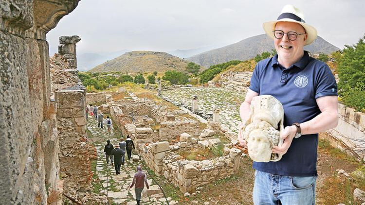 Sagalassos UNESCO yolunda