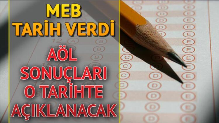 MEB Açık Öğretim Lisesi Sınav sonuçları için tarih verdi! AÖL 3. dönem sınav sonuçları ne zaman açıklanacak?