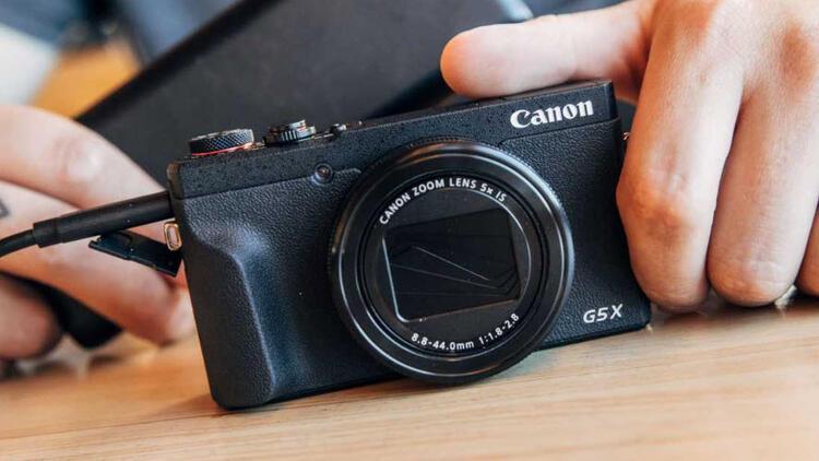 Canon PowerShot G5 X Mark II İstanbul'u fotoğraflayacak
