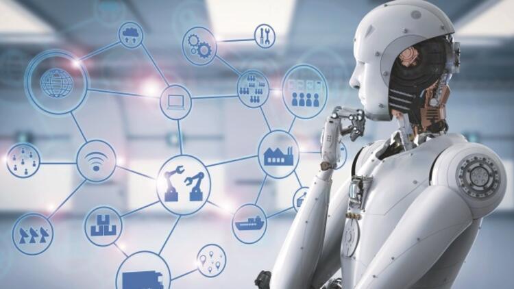 """""""Toplum 5.0; insanların, robotların ve yapay zekanın güç birliğini temsil ediyor"""""""