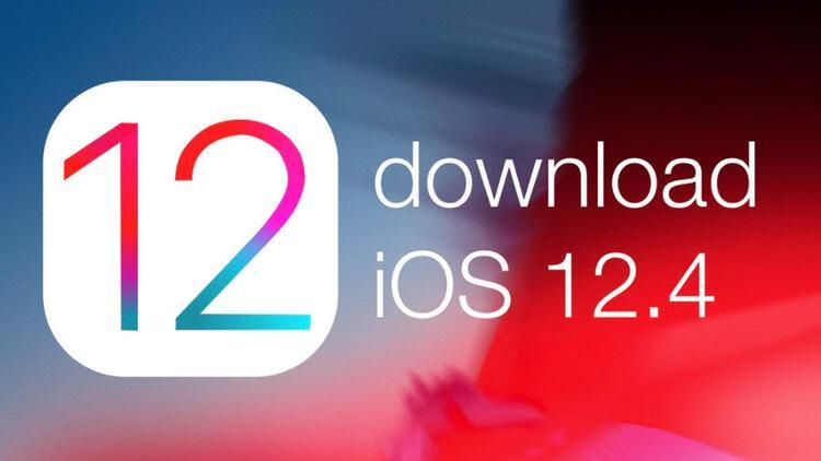 iOS 12.4 güncellemesi yayında! Yükleyince neler gelecek?