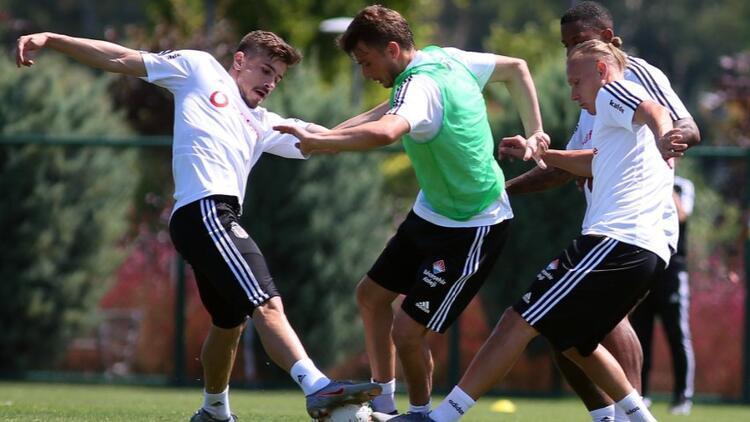 Beşiktaş yeni oyun sistemini Avusturya'da pekiştirecek