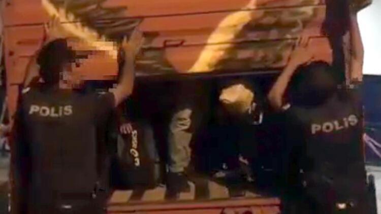 Van'da 52 düzensiz göçmen yakalandı