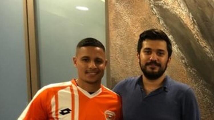 Roni yeniden Adanaspor'da! | Transfer haberleri...