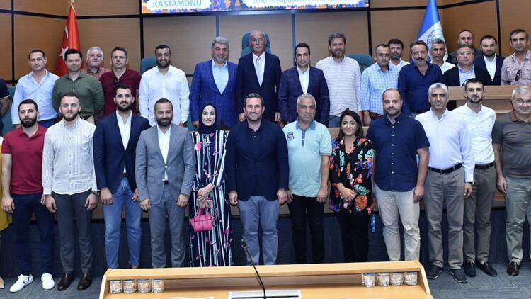 Üsküdar Belediyespor'da başkanlığa Muammer Saka seçildi