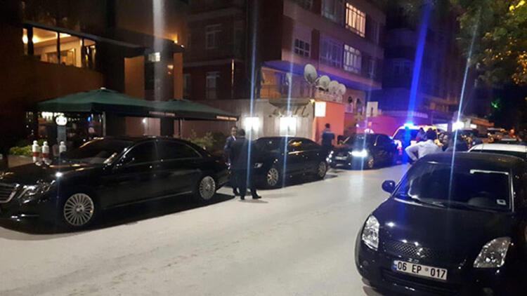 Son dakika! Diplomata komşu kurşunu... Emekli albay müsteşarı vurup intihar etti