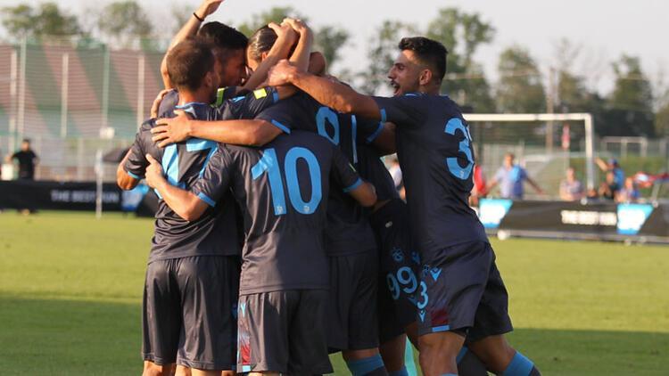 Trabzonspor - Hoffenheim: 3-3
