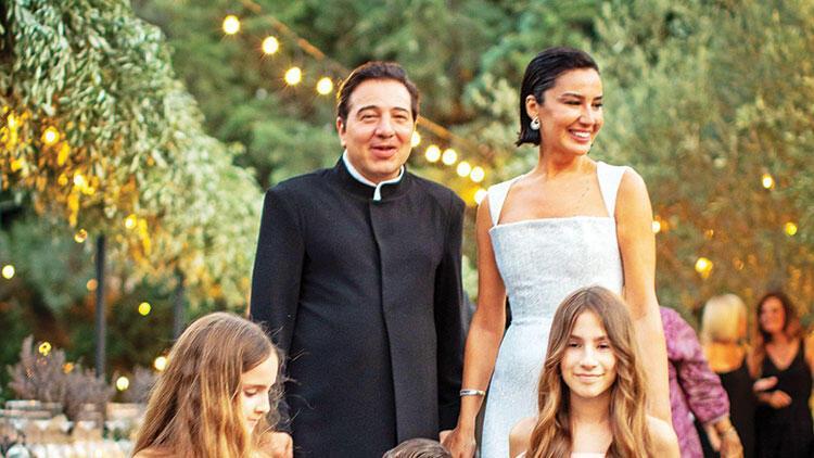 Nikahtan 6 ay sonra Çeşme'de düğün
