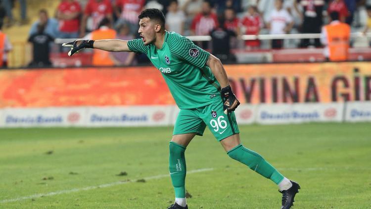 Son dakika Trabzonspor transfer haberleri: Uğurcan Çakır için sıradalar!
