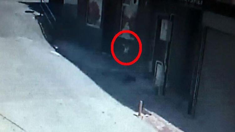 İkinci kattan düşen çocuğu çamaşır ipi kurtardı