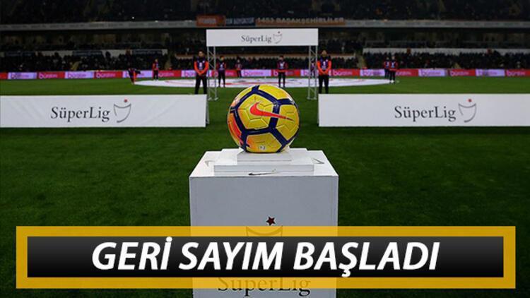 Süper Lig ne zaman başlayacak? Süper Lig'de yeni sezon fikstürü
