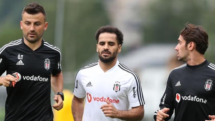 Douglas ilk kez antrenmanda!   Beşiktaş haberleri...