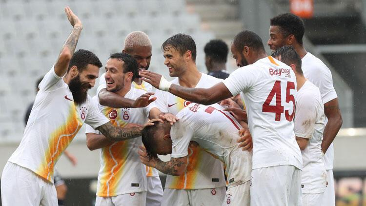 Bordeaux 1-3 Galatasaray