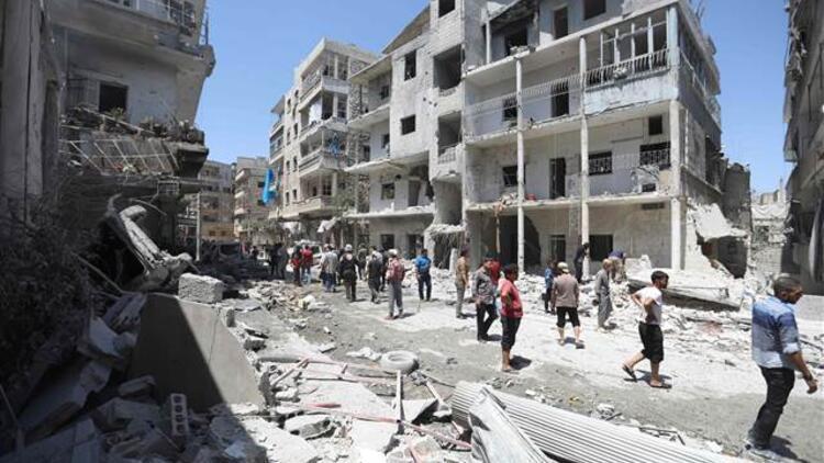 Suriye'de güvenli bölge: Asli unsur Türkiye olmalı