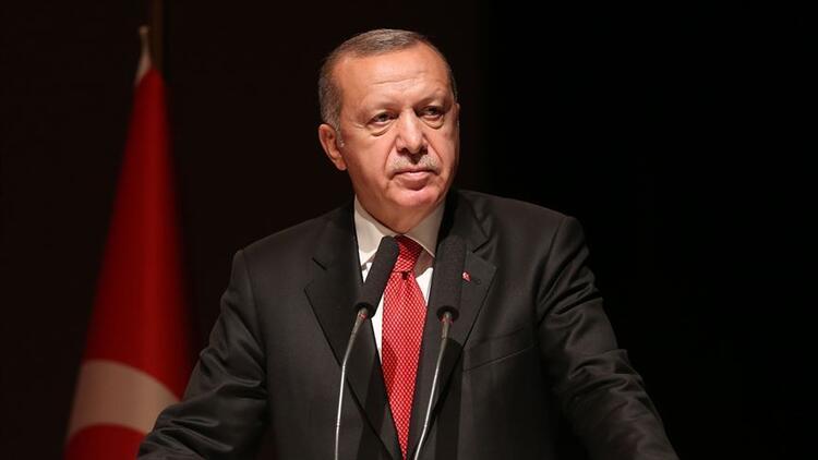 Cumhurbaşkanı Erdoğan: Yeni projelerle birlikte merkez ülke ...