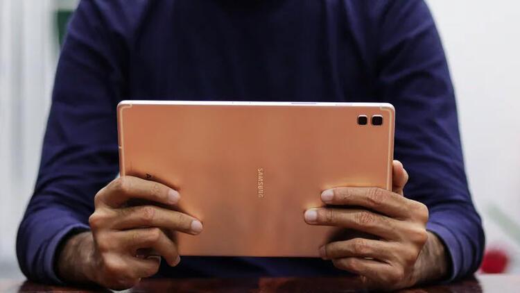 iPad Pro'ya dişli rakip: Samsung Galaxy Tab S6 ortaya çıktı
