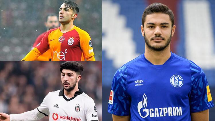 UEFA'nın gelecek vadeden yıldızlar listesinde 3 Türk! Ozan, Yunus, Güven...