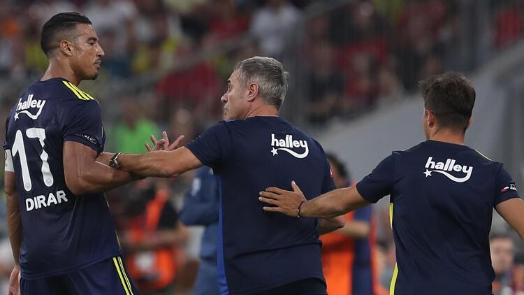 İkinci Emenike vakası... Fenerbahçeli futbolcu oyunu terk etmek istedi!