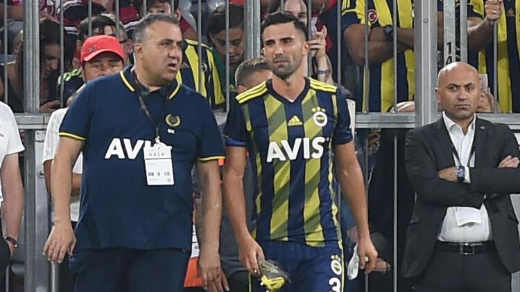 Fenerbahçe'de Hasan Ali şoku