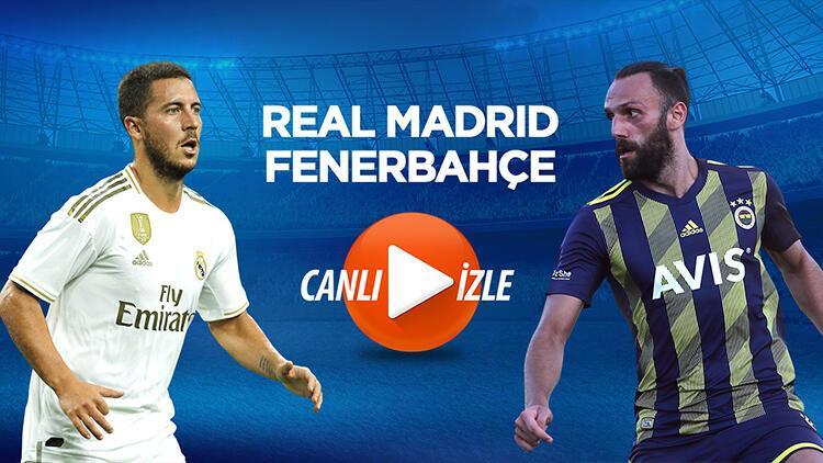 Fenerbahçe'nin Real Madrid karşısında iddaa oranı belli oldu! 6-1 sonrası...