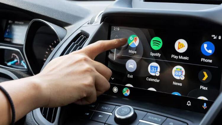 Android Auto Güncellemeleri