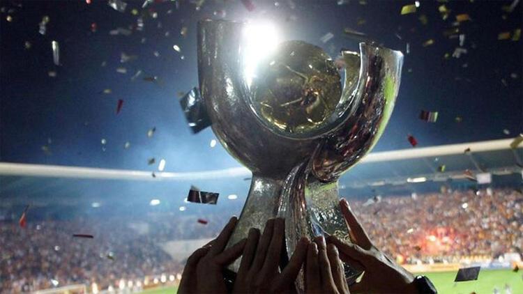 TFF Süper Kupa maçının biletleri satışta | Galatasaray-Akhisarspor