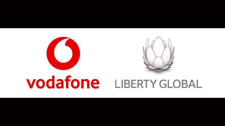 Liberty Global, 18.4 milyar Euro'ya Vodafone'un