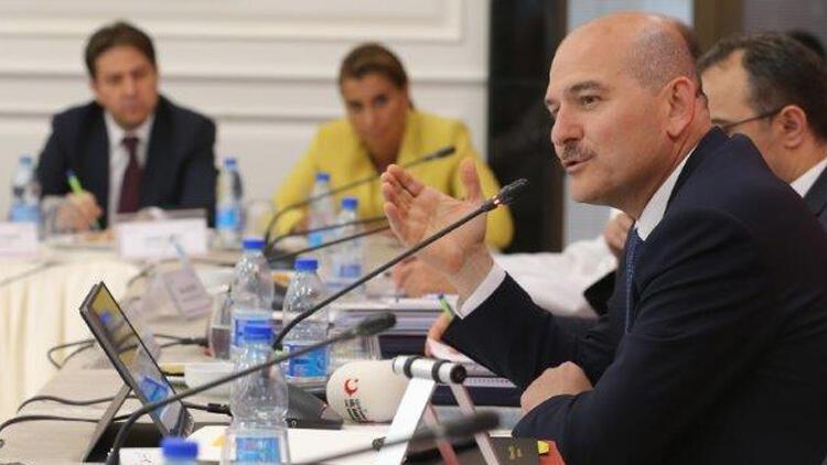 İçişleri Bakanı Süleyman Soylu: 8 bin FETÖ'cü Edirne'den Avrupa'ya kaçtı