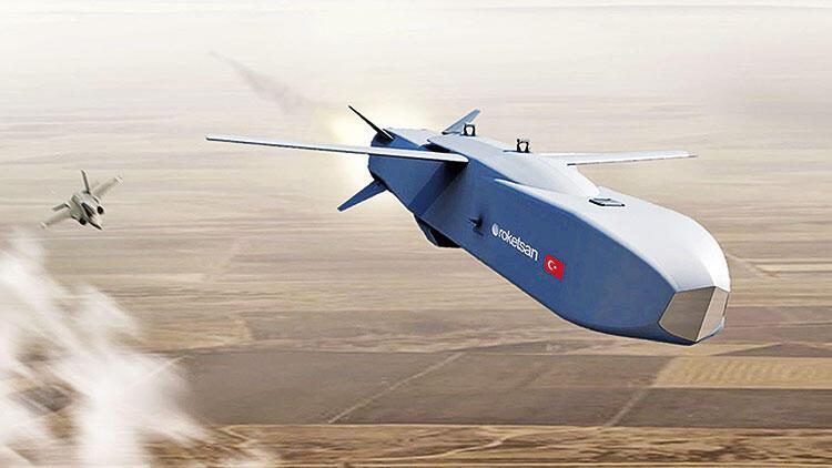 F-35'in yerli füzesi İHA'da kullanılacak