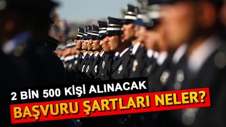 PMYO polis alımı başvuruları başlıyor! Başvuru şartları neler?