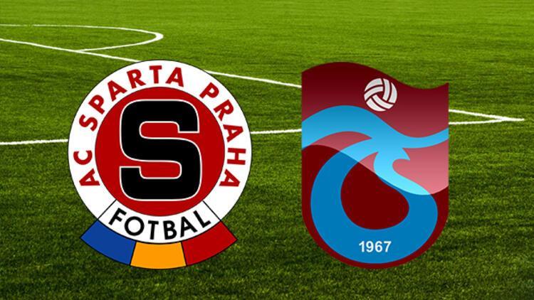 Sparta Prag Trabzonspor maçı ne zaman saat kaçta hangi kanalda?