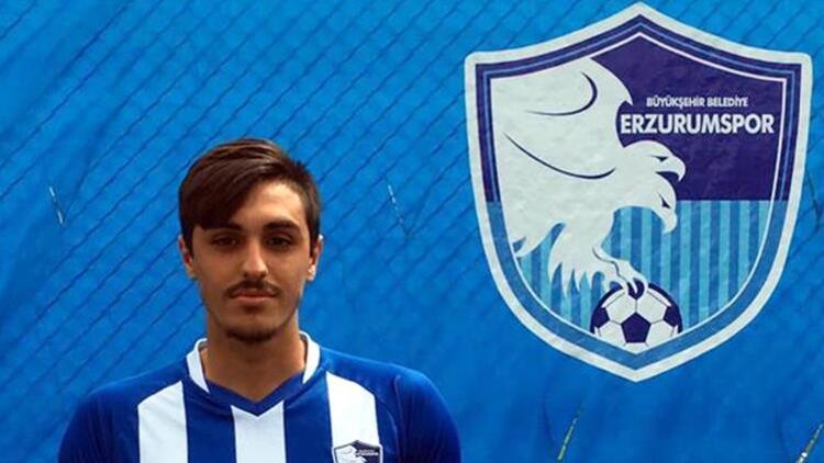 Son 3 yılda 100'den fazla golü var! 16 yaşındaki Serhan, Erzurumspor'da...